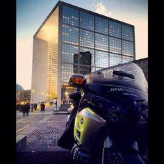 Honda Goldwing - New Way Taxi Moto. Taxi Moto, Honda, Motorcycle, Paris, Fine Art, Montmartre Paris, Motorcycles, Paris France, Visual Arts