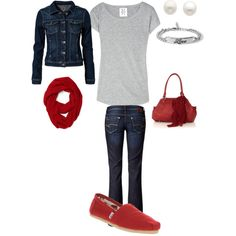 Comfy fall outfit