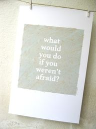 What would you do?!