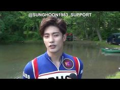 YouTube SUNG HOON Interview in Japan Aomori Esquire magazine