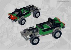 LEGO MOC 60288 Hot Rod Racer by Keep On Bricking | Rebrickable - Build with LEGO Brick Saw, Lego City Sets, Lego Group, Lego Parts, Group Of Companies, Lego Moc, Legos, Hot Rods, Cars