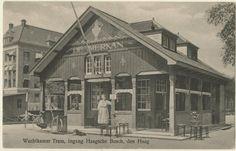 vestiging de Sierkan Malieveld 1935