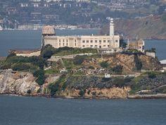 Alcatraz Prison, San Francisco, California