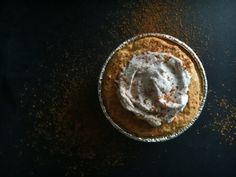 Cooking for Luv No Bake Whipped Pumpkin Pie