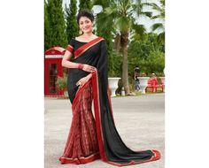 Gleaming Multi Colour Casual wear Saree