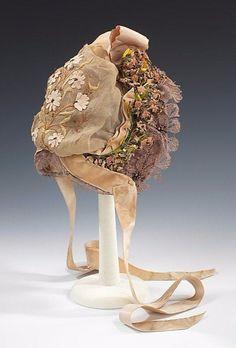Шляпки викторианской эпохи, 1880-е гг.