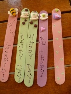 segnalibri   -  bookmarks   with fimo