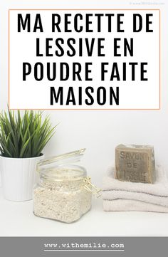 My homemade powdered laundry recipe in 10 minutes House Cleaning Tips, Green Cleaning, Cleaning Hacks, Dishwasher Detergent, Clean Dishwasher, Meeting Room Booking System, Zero Waste Home, Beauty Games, Shower Cleaner
