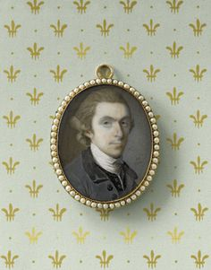 Diminutive Masterpieces - Beginning in the 16th century and lasting through the mid -19th century, people carried with them finely painted portrait miniatures of their loved ones. Today, those diminutive masterpieces of craftsmanship have become much-coveted collectibles.