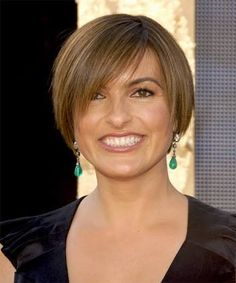 Image result for mariska hargitay short hair