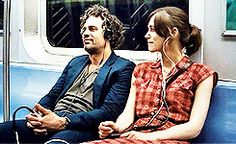 """""""That's what I love about music. Even the most banal scenes are suddenly invested with so much meaning, you know? All these banalities, they suddenly turn into these beautiful effervescent pearls"""". - Begin Again (2014)"""