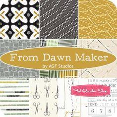 From Dawn Maker Fat Quarter BundleAGF Studios for Art Gallery Fabrics - Fat Quarter Bundles | Fat Quarter Shop