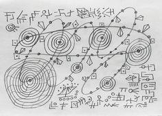 Звезда Апокалипсиса: Рисунки пришельца Galaxia Andromeda. Часть 40.