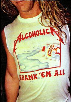 I stan that T-Shirt James Hetfield, Metallica T Shirt, Metallica Funny, Metallica Band, Rap, Cliff Burton, Rock Poster, Grunge, Thrash Metal