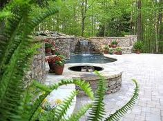 Create a backyard space made for entertaining, so any visitor or potential buyer can instantly visualize all the good times they'll have there.