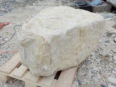 Ein Brunnen entsteht: Steinbrocken Code 110 Dairy, Cheese, Stones