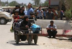 A spokesman for the governor of Iraq's Anbar province said May 17 that about 500 people - both civilians and Iraqi soldiers - are estimated to have been killed over the past few days as the city of Ramadi fell to the Islamic State of Iraq and the Levant (ISIL).