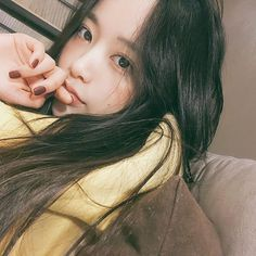 Ulzzang Girl Selca, Ulzzang Korean Girl, Cute Korean Girl, Ulzzang Couple, Asian Girl, Korean Photo, Girl Korea, Korean Fashion Trends, Fashion Ideas
