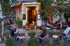 Restaurant Kleine Brunnenstrasse 1 in Ottensen Hamburg Altona