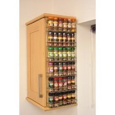 I have always wanted a spices rack :D