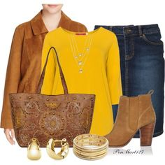 Colors of Fall #Plussize by penny-martin on Polyvore featuring мода, Peter Luft, Bagatelle, McGregor, River Island, Nanette Lepore, BERRICLE, Talbots and plus size clothing