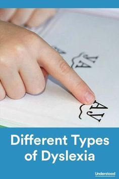 There's only one official type of dyslexia. But over the years scientists have explored the idea that there might be different subtypes of dyslexia. Learn about two of the more widely mentioned subtypes: phonological and surface dyslexia.
