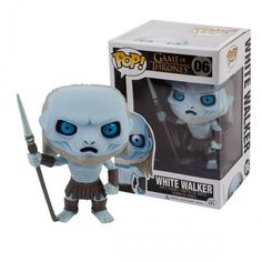 Game of Thrones Pop! Television White Walker Figurine