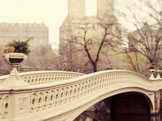 Bow Bridge, Central Park, New York City