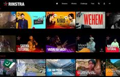 The post Storytellers platform, RINSTRA to be launched in December appeared first on INCPak. Pakistan has more than 76 million internet users, 37 million active social media users, and 2.4 million users added each year, yet Pakistan does not own any digital media platform. The last decade has proven to be the revival of Pakistani film industry. Hundreds of films, documentaries and other media content have been produced, providing […] The post Storytellers platform, RINSTRA to be launched i