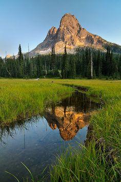 Liberty Bell - North Cascades, Washington