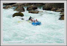 River Futaleufu, Chile