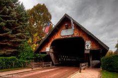 covered bridge - Michigan