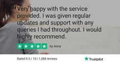 "Digby Brown Solicitors is rated ""Excellent"" with / 10 on Trustpilot"