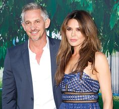 Gary Lineker's family are happy he's divorcing...: Gary Lineker's family are happy he's divorcing Danielle Bux: 'She changed… #GaryLineker