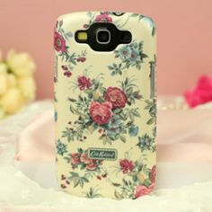Cath Kidston Samsung Galaxy S3 Case | Fashionable Phone Cases