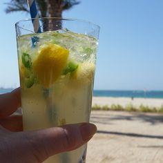 Well then. Cheers 🍹Relaxing at the beach. Emirates Airline, Norway, Cheers, Dubai, Shots, Wellness, Luxury, Drinks, Beach