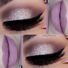 Take a look at the best purple wedding makeup in the photos below and get ideas for your wedding! Maquillage – Make up Image source LOVE this one – the drama and the shimmer and the PURPLE! would accent my… Continue Reading → Makeup Goals, Makeup Inspo, Makeup Inspiration, Makeup Tips, Makeup Ideas, Makeup Tutorials, Makeup Hacks, Style Inspiration, Purple Wedding Makeup