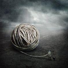 artistic surreal photomanipulation by sarolta ban 17 in Amazing Surreal Photo manipulation by Sarolta Ban