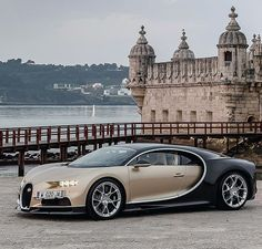 #Bugatti Chiron (#2017) W16