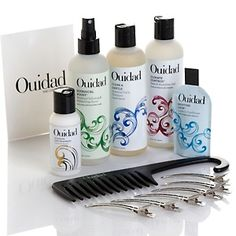 Ouidad for curly hair