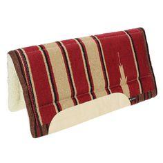 Manta para Sela Soft Comfort Line com Pelúcia - Full Horse 17118