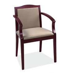 Beautifully upholstered with soft, durable and breathable CaressoftPlus upholstery. Dacron filled top cushions with perforated centers. Cherry or Mahogany finished wood. Matching Executive High Back Chair Model #B8991 Matching Executive Mid Back Chair Model #B8996 Availability: 2 Color(s) Available Pricing: $249.99  Visit our product page at: http://sd-office.com/i-7190290-boss-caressoftplus-executive-mid-back-guest-chair.html