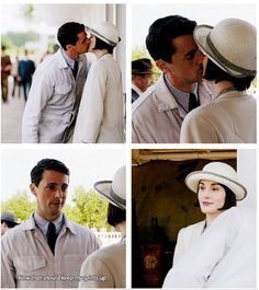 """♢henry talbot ♢matthew goode ♢mary crawley ♢michelle dockery ♢downton abbey ♢s6 ♢spoilers ♢607 ..""""Now that should keep my spirits up."""" .."""