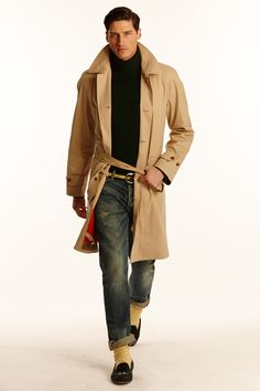 Ralph Lauren Fall-Winter 2014 Men's Collection