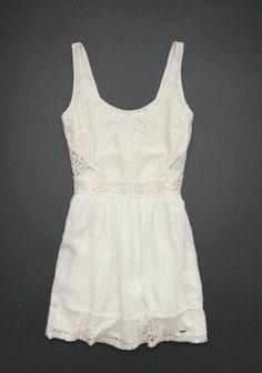 Hollister vestidos mujer