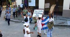 #Represión: Detenidas más de 50 Damas de Blanco en #LaHabana, Matanzas, Santa Clara, Bayamo y Santiago de #Cuba