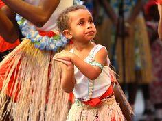 Little Torres Strait Islander   by Patricia Woods