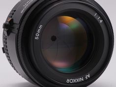 Nikon AF Nikkor 50mm f1.4 Standard Prime in EXCELLENT CONDIITON from Japan