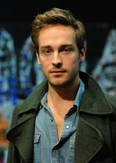 Tom Mison - Steve - Short Screening:54th BFI London Film Festival