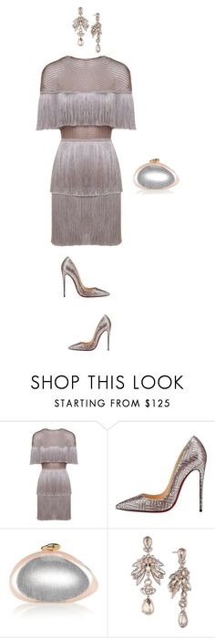 """""""Untitled #505"""" by nc-young ❤ liked on Polyvore featuring Vatanika, Christian Louboutin and Givenchy"""
